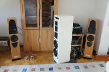 Speaker Heaven Viper SPII.High end speakers-top condition. Scan-Speak Bestückung