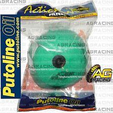 Putoline Pre-Oiled Foam Air Filter For Suzuki RM 125 1998 98 Motocross Enduro