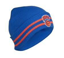 NBA Mitchell & Ness New York Knicks Vintage Cuffed Knit Beanie