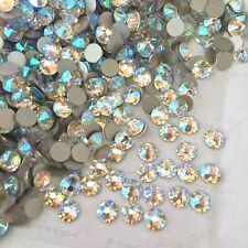 SWAROVSKI CRYSTAL SHIMMER EFFECT 100 x SS20 Diamantes rhinestones GLUE ON jewels