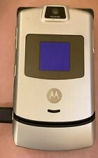Motorola Razr V3 - Silver (Verizon) Cellular Phone Parts