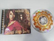 ANA TORROJA PASAJES DE UN SUEÑO CD 1999 BMG ARIOLA MECANO