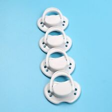 Magnetic Dummy White Pacifier For Internal Magnet Reborn Baby Dolls Accessories