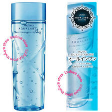 Shiseido AQUALABEL 4in1 Effect Whitening Jelly Essence Toner Face Lotion 200ml