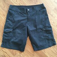 KUHL Vintage Patina Dye Gray Cargo Shorts Style 5149 Mens 36