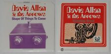 """Davie Allan and the Arrows - Shape of Things To Come - 1998 U.S. 7"""" vinyl"""