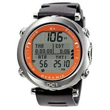 New listing Oceanic Oc1 Nitrox Programmable Scuba Diving Wrist Computer -Orange