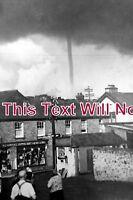 CO 572 - Bude Tornado, Cornwall - 6x4 Photo