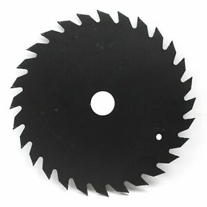 235mm x 30mm 28T TCT Circular Saw Blade for Wood. Black None-Stick Coating