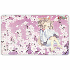Yu-Gi-Oh ! Playmat/Tapis de Jeu : Ash Blossom ! LIMITED EDITION