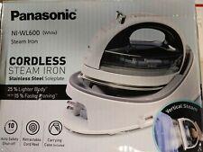 Panasonic Ni-Wl600 Freestyle 360 Cordless Steam Iron