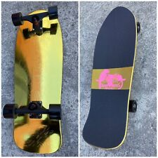 Natas Panther Gold Foil Raised Ink Blind Bag Skateboard Old School Reissue SMA