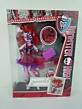 MONSTER HIGH OPERETTA / PICTURE DAY DOLL / MATTEL / NEW & SEALED
