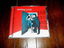 Peppers Ghost - Shake The Hand That Shook The World CD (2005, Bandlink) Pepper's