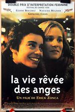 E Bouchez : N Regnier : La Vie Rêvée Des Anges : POSTER