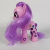 My Little Pony G4 Cutie Mark Magic Buttonbelle - Rare!