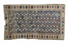 2.5x5 Antique Kuba Rug Runner