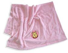 Winnie The Pooh Babydecke mit Applikation