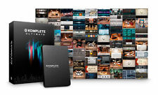Native Instruments Komplete 11 Ultimate Update for Owners of 2-10 500 GB