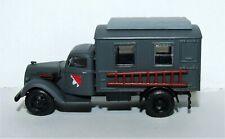Herpa 745635 H0 LKW Ford 997 Koffer-lkw Leitung Fernmeldebatallion