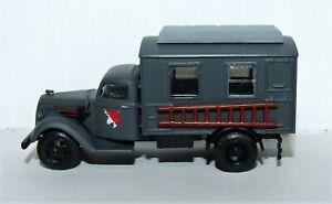 Herpa Military 745635 Ford 997 Koffer-LKW Leitung Fernmeldebatallion XXI. Armeek