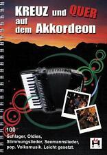 Pop Noten & Songbooks für Akkordeon