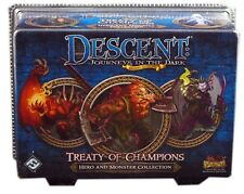 Fantasy Flight Games, Descent : Treaty of champions expansion, new