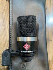 Neumann TLM 102 (Black) Cardioid Condenser Studio Microphone