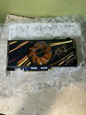 PNY GeForce 9800 GTX XLR8 512MB Performance Edition Graphics Card