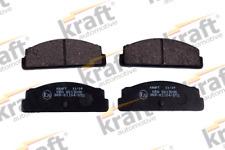 Bremsbelagsatz, Scheibenbremse für Bremsanlage KRAFT AUTOMOTIVE 6013090