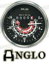 Ferguson FE35 tractormeter KM / H REV COUNTER clock in senso orario 23 quater MASSEY CONTAGIRI