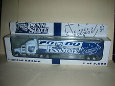 White Rose 2000 Penn State Football - Nittany Lions Tractor & Trailer   (T 21)