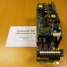 A06B-6047-H002 Fanuc DC axis drive unit for FANUC DC motor model 0M and 5M