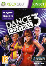 Dance Central 3 ~ XBox 360 Kinect Game (in Good Condition)