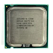Intel Core 2 Duo E7400 2.80GHz 3M Cache 1066MHz SLGW3 Slot 775 CPU Processor