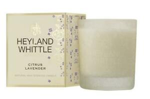 Heyland & Whittle Gold Classic Citrus Lavender Candle 230g