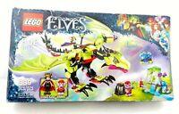 LEGO 41183 Elves The Goblin King's Evil Dragon Box Damage (D23)