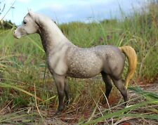 Breyer custom dapple gray Proud Arabian Mare CM PAM