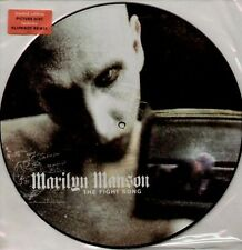 33 LP Marilyn Manson The Fight Song - Love song limited picture uk 2001