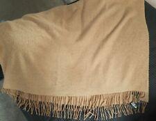 Incalpaca TPX Alpaca Wool Fringe Throw Blanket - Peru 160cm x 136cm plus
