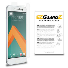 2-Pack EZguardz Premium Tempered Glass Screen Protector For HTC 10