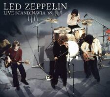 LED ZEPPELIN 'LIVE SCANDINAVIA '69' CD (5th June 2020)
