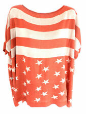 Polyester Batwing, Dolman Sleeve Striped Regular Tops & Blouses for Women