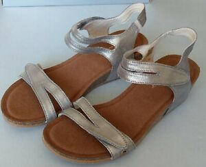 Klouds Silver Lining womens comfort wedge sandals shoes Size 42 - Kimberley