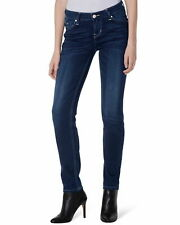 Mustang Jasmin Jeggins Damen Jeans, rinsed washed, Slim Fit, Medium Rise