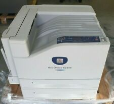 Fuji Xerox DocuPrint C2255 A3 Colour Laser Network Printer Used in exc condition