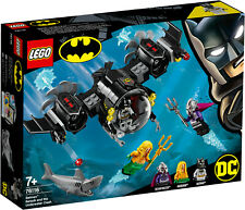 Lego DC Universe Super Heroes Batman im Bat-u-boot (76116)