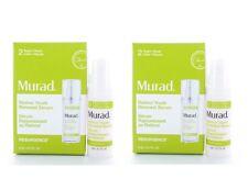 (2 PACK) Murad Resurgence Retinol Youth Renewal Serum 0.17oz/5ml Travel