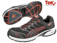 PUMA SAFETY ORIGINALI SCARPE ANTINFORTUNISTICA FUSE MOTION RED LOW SP1 D39/A47