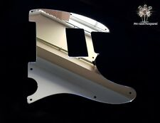 Mirror Guard Fender Tele HH or Blacktop Telecaster Metal Stainless Steel Chrome